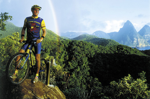 Jungle Biking