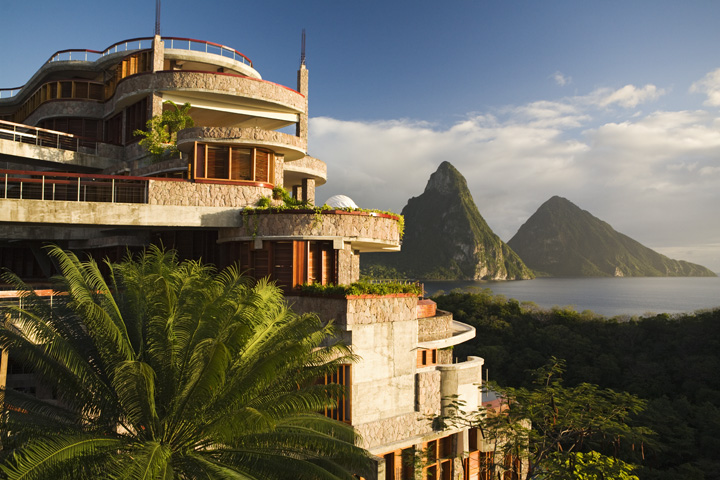 Two St Lucia Resorts Offer A Yin And Yang Experience