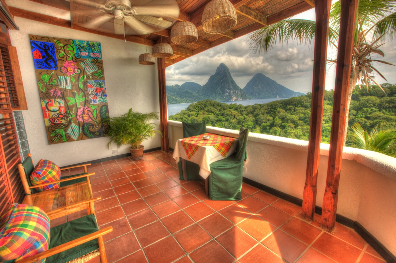 the story that reflects the history of the island of st lucia Jade buddha is a double story, water-front,  one that reflects your personalities  hillstone st lucia.