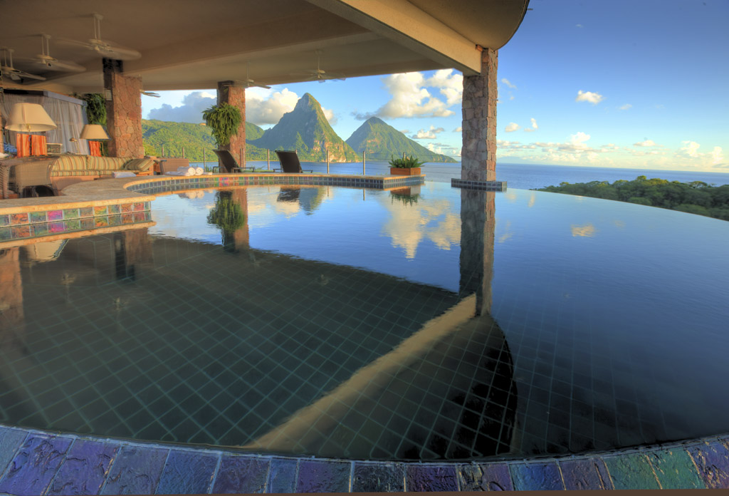Book Last Minute Travel Jade Mountain Resort St Lucia