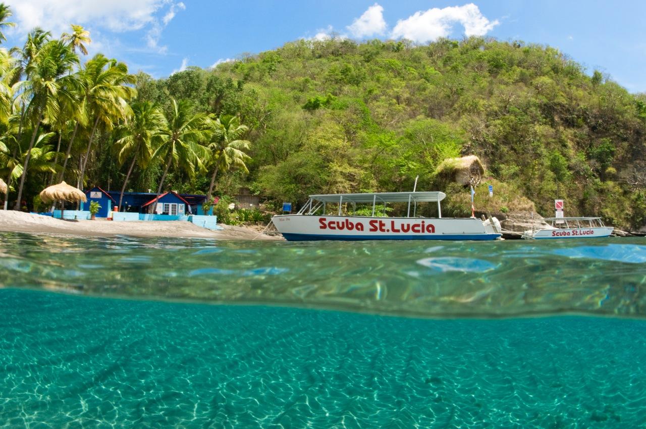 Mejores Resorts del Caribe Snorkel